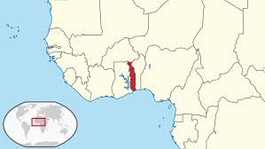togo location on world map file togo in its region svg wikimedia commons