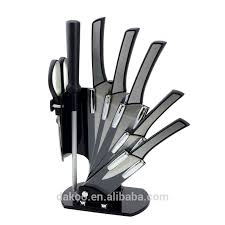 new designed abs steel high quality kitchen knife set untz info
