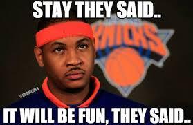 Melo Memes - sports memes of the week 12 22 no coast bias