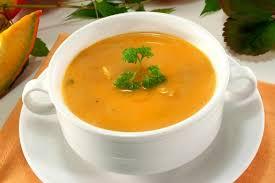 cuisiner du potimarron recette soupe de potimarron 750g