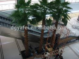 china best sale artificial plant most realistic artificial palm tree