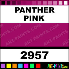 panther pink car and truck enamel spray paints 2957 panther