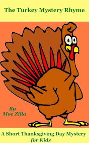 a thanksgiving turkey mystery poem my ebook