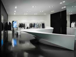 shop in shop interior gallery of neil barrett u0027shop in shop u0027 zaha hadid architects 8