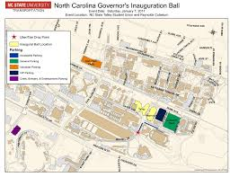 Nc State Campus Map Parking Information Junior League Of Raleigh