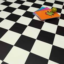 ecostep black and white chequerboard 599 factory direct flooring