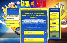 saiyan survivals space arena hack cheat online by ashaylalord on