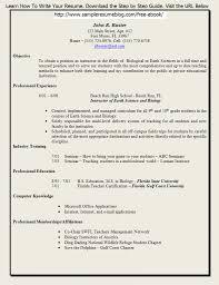 Nursery Teacher Resume Sample Resume Format For Teachers Teacher Resume Templates Easyjob Cv