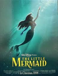 disney movie posters 1989 a mermaid princess makes a faustian