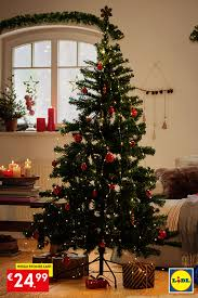 6ft christmas tree lidl ireland our 6ft christmas tree is in stock from