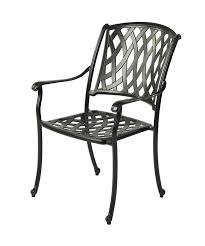 Garden Armchairs Garden Chairs Black Metal Thesecretconsul Com