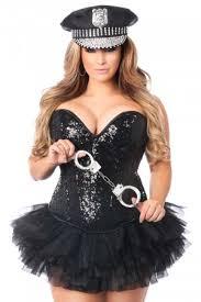 Police Woman Halloween Costume Costume Police Woman Costume Firefighter Costume