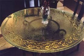 glass table tops specializing in custom glass tabletops in the dallas fort worth