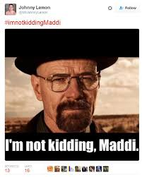 Heisenberg Meme - imnotkiddingmaddi trends after hillary clinton fundraising email