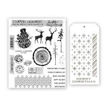brand new tim holtz 2017 stamptember exclusive simon says