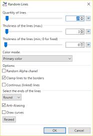 random lines generator ymd 100725 plugins publishing only