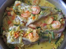 cuisine queue de lotte queues de lotte au safran et noilly prat picture of ustria