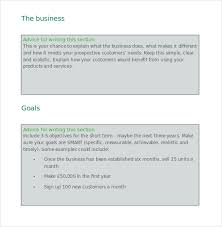 business plan templates 43 examples in word free u0026 premium
