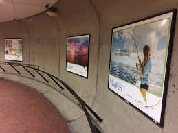 Florida keys lobbies dc commuters with clever ads mccool travel