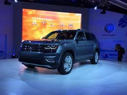 2018 volkswagen atlas american heart and soul automotive rhythms