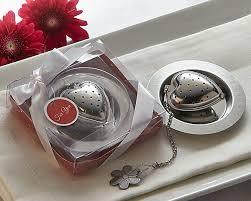 tea favors is brewing heart tea infuser 3 03 discount favors