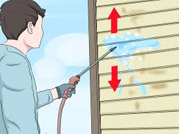 3 ways to clean the outside of a house wikihow