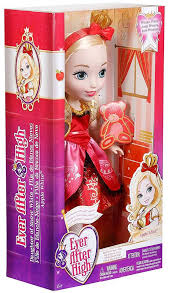 Ever After High Apple White Doll Ever After High Princess Friend Apple White Toddler Doll Facebook