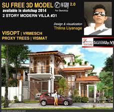 sketchup texture excellent free sketchup 3d model two story
