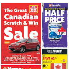 home hardware weekly flyer weekly the great canadian scratch