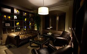 lounge like event venue mystic hotel by charlie palmer