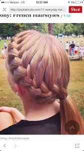 30 best softball hairstyles images on pinterest hairstyles