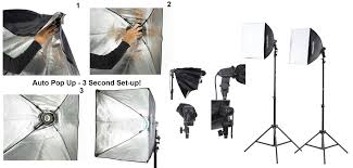 best softbox lighting for video the best cheap photography video lighting for the money vlogging