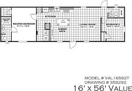 2 bedroom mobile home plans clayton value series 1st choice home centers