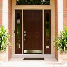 doors designs contemporary wooden front door with glass designs
