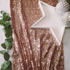 sequin table runner by the sweet party shop notonthehighstreet com