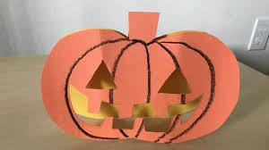 diy kids u0027 halloween card easy fun crafts for halloween youtube