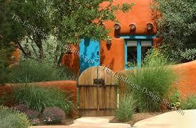 southwest home designs southwest style yard designs