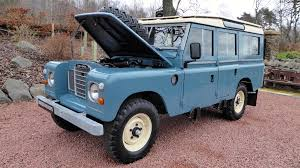 land rover safari roof used 1980 land rover defender for sale in glasgow pistonheads