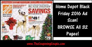 2016 home depot black friday sale home depot sales