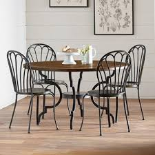 Primitive Kitchen Table by Magnolia Home By Joanna Gaines Primitive 5 Piece Round Table