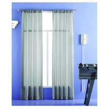 Home Essentials Curtains Crinkle Sheer Curtain Panel Room Essentials Target