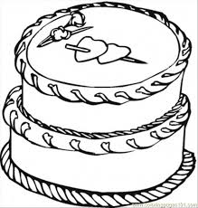 cake big hearts coloring free desserts coloring pages