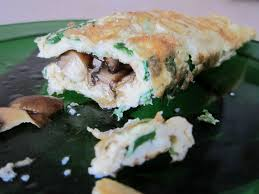 west norwood food festival and a foraged mallow omelette