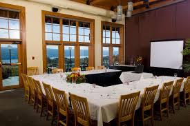 lake terrace dining room glenora wine cellars inn meetings and conferences