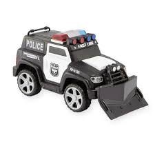 minecraft police car fast lane lights and sounds 6 inch vehicle police car toys