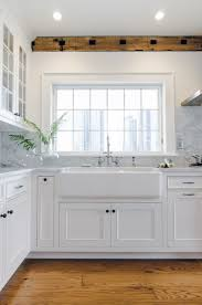 kitchen modern kitchen decoration with casement window plus farm