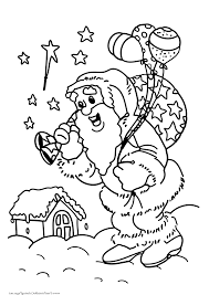 christmas coloring pictures for kids coloring ville