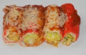 cuisiner le surimi cannellonis surimi courgette recette dukan pl par fanie37
