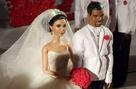 wedding dress kanye kanye and barbies the journey the