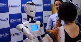 coming soon this robot to assist you at bank all thanks to a